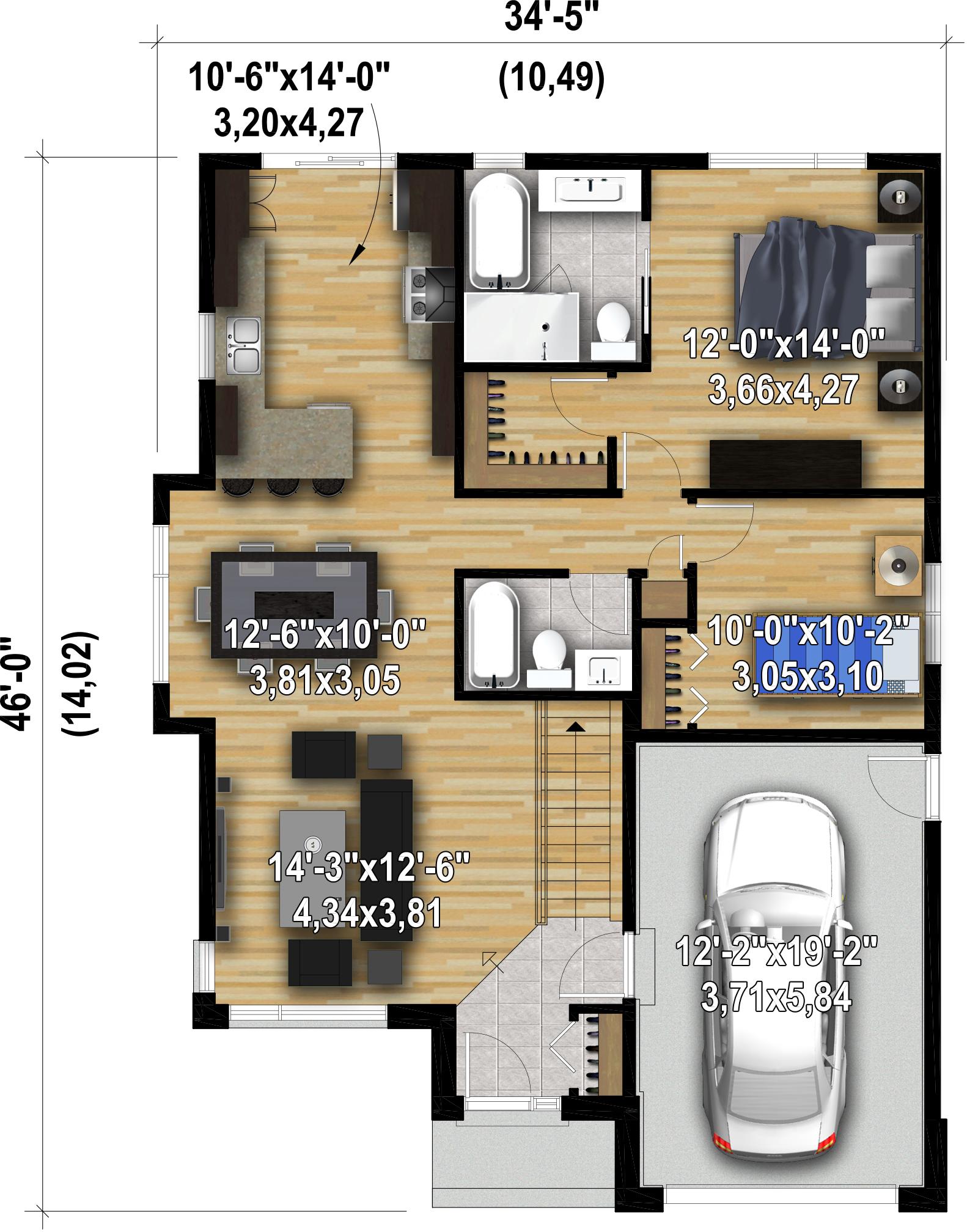 H:PlansPlans RéserveMagazine #88 - JB-15001PLANCHERS 2D.DWG